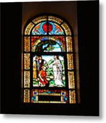 Light From The Dark Metal Print