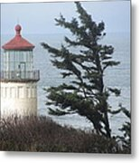 Light House Metal Print