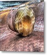 Light Me Up Metal Print