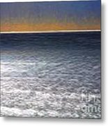 Light On Water Metal Print