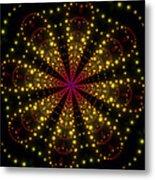 Light Show Abstract 3 Metal Print
