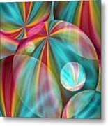 Light Spectrum 2 Metal Print