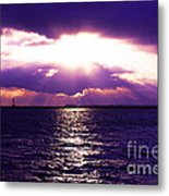 Light Therapy Metal Print