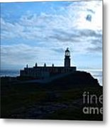 Lighthouse At Neist Point Metal Print