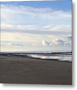 Lighthouse At Talacre Metal Print