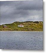Lighthouse Island Metal Print