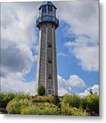 Lighthouse Island II Metal Print