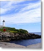 Lighthouse Metal Print