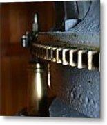 Lighthouse Mechanics Metal Print