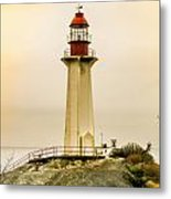 Lighthouse Park II Metal Print