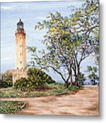 Lighthouse Metal Print by Victor Collector
