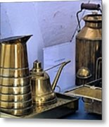 Lightkeepers Equipment Metal Print