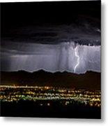Lightning 1 Metal Print