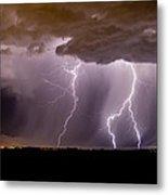 Lightning 11 Metal Print