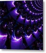 Lightning Illusion 5 Metal Print