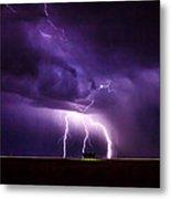 Lightning2 Metal Print