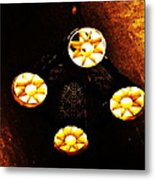 Lights From Above Metal Print