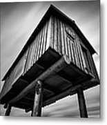 Lightshed Metal Print by Alexis Birkill