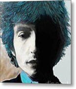 Like A Rolling Stone Metal Print by GCannon