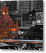 Like A Speeding Bullet Metal Print by Tim Wilson