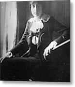 Lili Boulanger (1893-1918) Metal Print