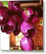 Lilies To Go Metal Print