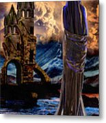 Lilith Of The Sea...a Gothic Tale Metal Print