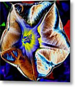Night Flower Metal Print