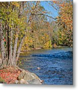 Lime Kiln Park   Metal Print