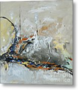 Limitless 1 - Abstract Painting Metal Print