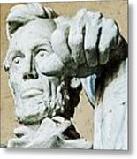 Lincoln - 3463acanthus Hp Metal Print