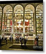 Lincoln Center At Night Metal Print