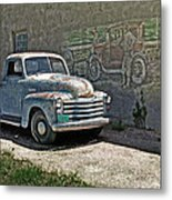 Lincoln Highway Metal Print