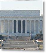 Lincoln Memorial - Washington Dc - 01131 Metal Print