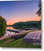 Lincoln Trail State Park Metal Print
