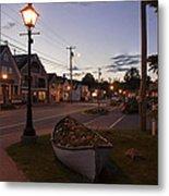 Lincolnville Maine Metal Print