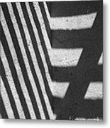 Line D Metal Print