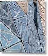 Lines - Shapes - Colors Metal Print