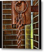 Linked IIi Metal Print