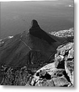 Lions Head - Cape Town - South Africa Metal Print