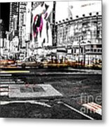 Lip Smack Nyc Metal Print