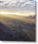Lipon Point Sunset - Grand Canyon National Park - Arizona Metal Print