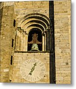 Lisbon Cathedral Bell Tower Metal Print