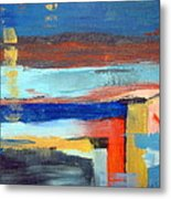 Little Abstract #1 Metal Print