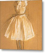 Little Dancer Metal Print by Edgar Degas