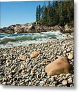 Little Hunter's Beach  0009 Metal Print