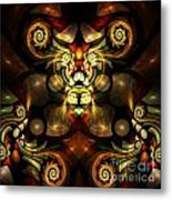 Little Lion - If You're Watching From A Distance Metal Print