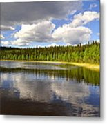 Little Lost Lake Metal Print