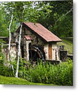 Little Mill Eastern State College Metal Print