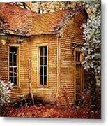 Little Old School House II Metal Print by Julie Dant